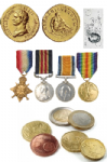Coins & Medals